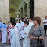 processione CORPUS DOMINI 2011