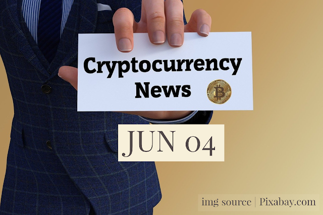 Cryptocurrency News Cast For Jun 4th 2020 ?