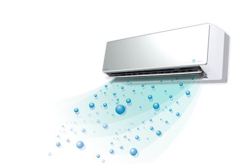 Máy điều hòa thông minh hai chiều Toshiba Daiseikai