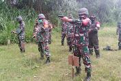 Menjaga Kemampuan Prajurit Dimasa Pandemi, Kodim Blitar Gelar Latihan Tembak