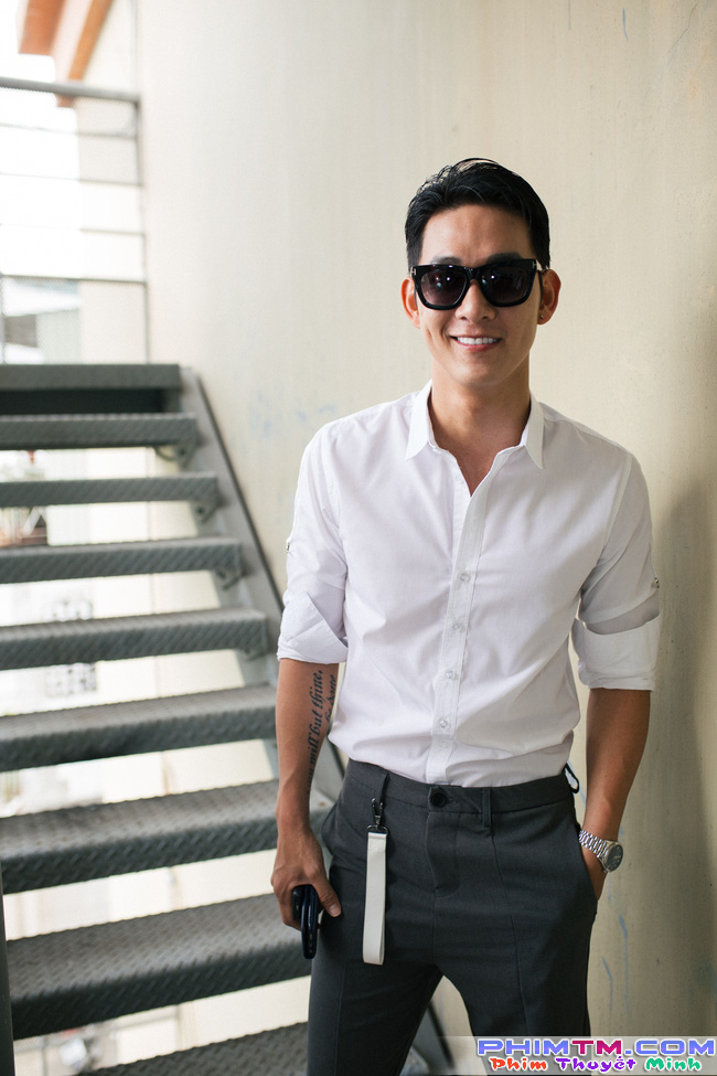 Midu, Huỳnh Anh và Hứa Vĩ Văn vướng tình tay ba trong phim điện ảnh hợp tác Hàn Quốc - Ảnh 5.
