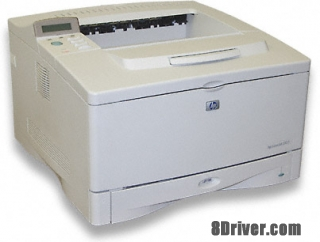 Download HP LaserJet 5100Le Printer drivers and install