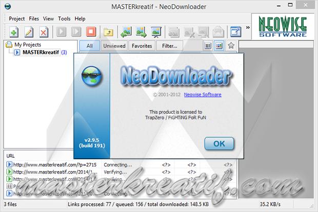 NeoDownloader 2.9.5