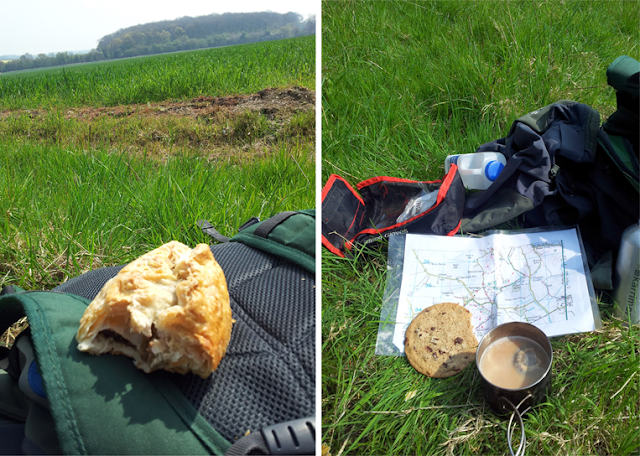 Lunch on the Icknield Way