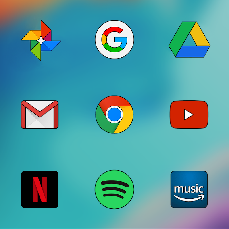 OXYGEN - ICON PACK v8.8 [Patched]