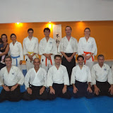 1as aulas Aikido
