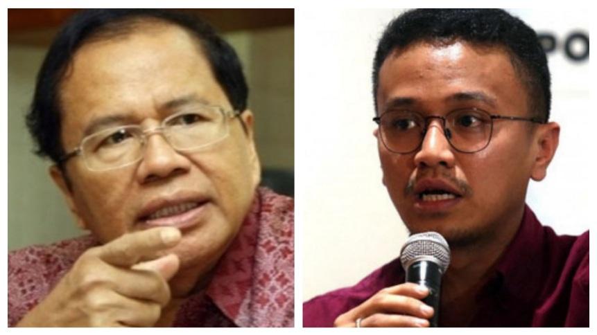 Rizal Ramli Semprot Faldo Maldini: Kok Logikanya Jadi Sangat Cetek ya