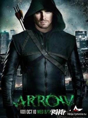 Phim Mũi Tên Xanh 1 - Arrow - Season 1 (2012)