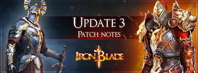 İron Blade 3. Güncelleme Yayınlandı