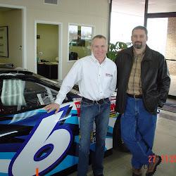 Mark Martin Meeting - 2004