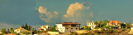 בית הדהרמה, נוף