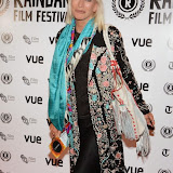WWW.ENTSIMAGES.COM -     Virginia Bates arriving at      The 22nd Raindance Film Festival (I Origins) at  Vue Piccadilly, London September 24th 2014Opening gala for annual London-based independent film festival to promote film about two biologists who uncover evidence that may fundamentally change society as we know it.                                                 Photo Mobis Photos/OIC 0203 174 1069