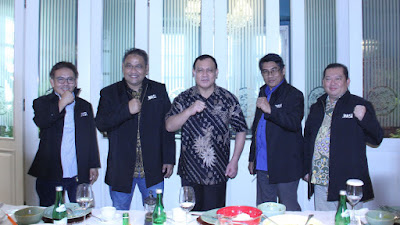 Berantas Praktik Korupsi, KPK Bersinergi dengan JMSI