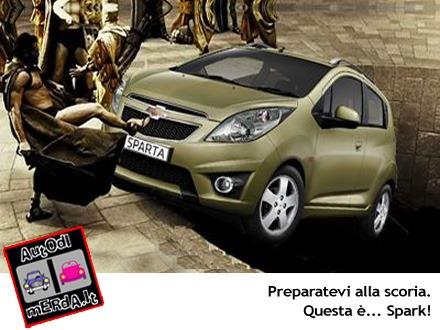 Chevrolet Spark - autodimerda.it