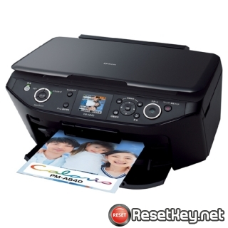 Reset Epson PM-A940 printer Waste Ink Pads Counter