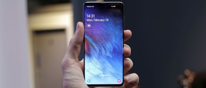 Samsung Announces Galaxy S10, Galaxy S10 Plus, and Galaxy S10E Smartphones