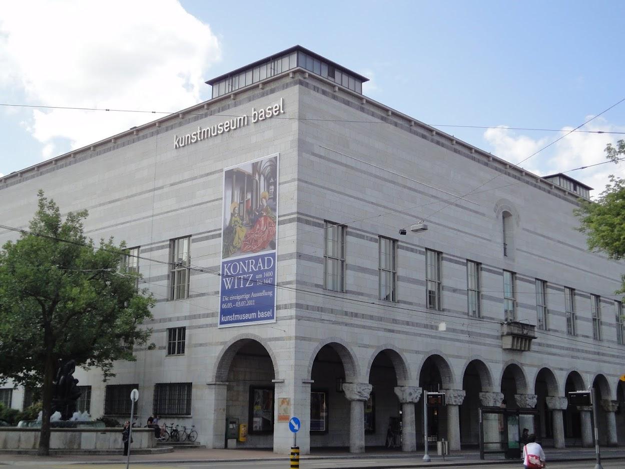 Kunstmuseum à Bâle
