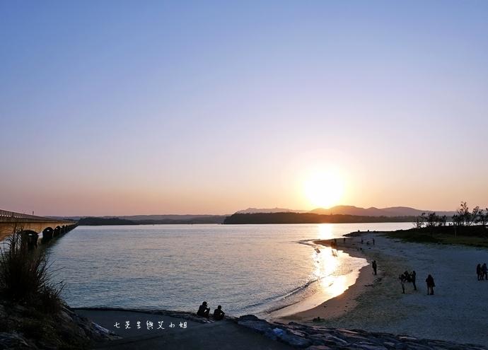 10 日本沖繩租車自由行 古宇利大橋 心型岩