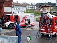 2013 Vorbereitung Feuerwehrtag