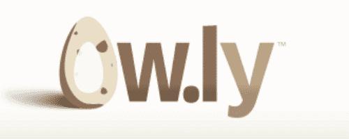 Free URL Shortener Service : Owly