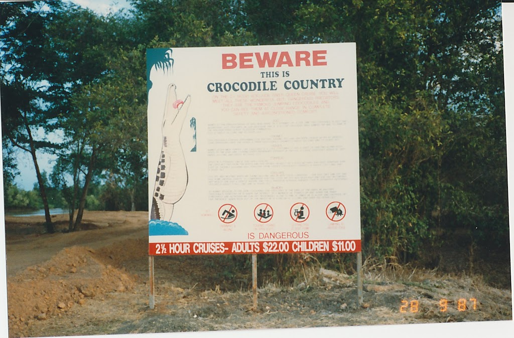 5670Adelaide River Croc Cruise