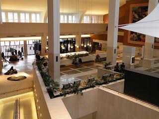Место для отдыха и чтения на 1-м этаже