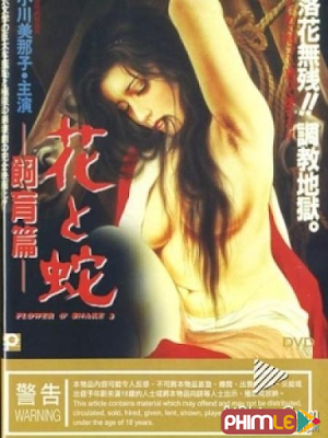 Phim Hoa Và Rắn: Punishment - Flower and Snake: Punishment (1986)