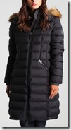 Marc O'Polo black down coat