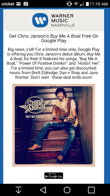 https://play.google.com/store/music/album/Chris_Janson_Buy_Me_A_Boat?id=Bun6ue5rj7rsoepp3qsc7odiqde
