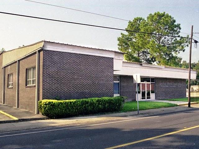 ca. 1990 Plaquemine post office