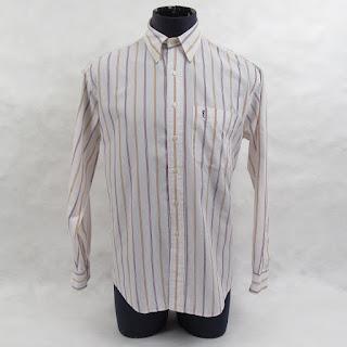 Yves Saint Laurent Vintage Oxford Shirt
