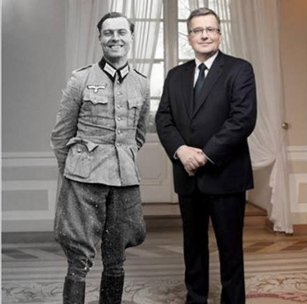 Komorowski i Stauffenberg