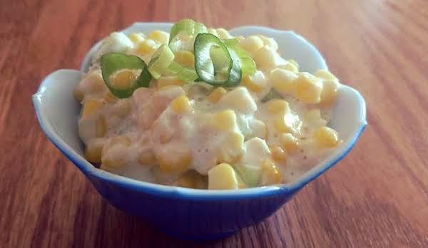 Fantastic Creamy Corn