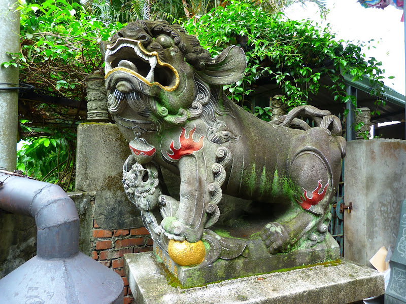TAIWAN Taoyan county, Jiashi, Daxi, puis retour Taipei - P1260593.JPG