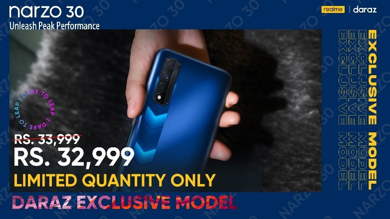 realme Surprises with a Catchy Narzo Anthem and the New Price of realme C21