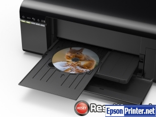 How to reset Epson L805 printer