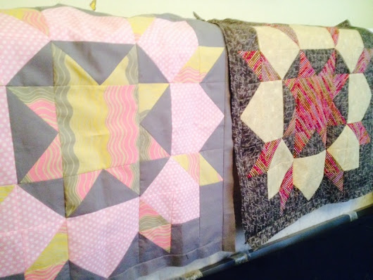 Freestyle Quilting