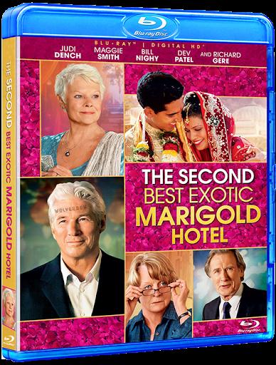 O Exótico Hotel Marigold 2 - Torrent (2015) BluRay 720p - 1080p Dual Áudio Download