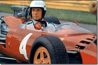 Ferrrari 312 Grand Prix