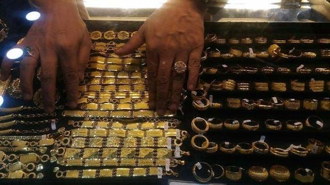 Turun Rp200 Ribu, Harga Emas di Banda Aceh Rp3 Juta Per Mayam