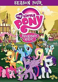 My Little Pony Friendship is Magic SS4 - My Little Pony: Friendship Is Magic Season 4 | Bé Pony Của Em: Tình Bạn Là Phép Màu 4