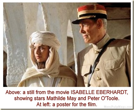 Isabelle Eberhardt movie still