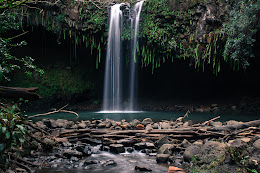 Twin Falls, Maui.