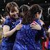 卓球女子団体 日本は中国に敗れ…中国にストレートで完敗t