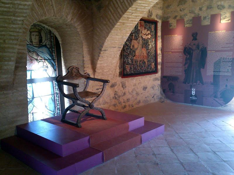 Trono del castillo