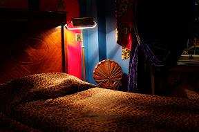 Bed, Casablanca Nights, Pavillion Hotel UK