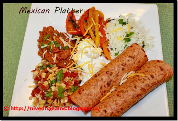 Mexican Cuisine - Plate - IMG_1674