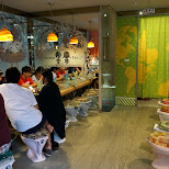 modern toilet restaurant in Taipei - toilet seats in Taipei, T'ai-pei county, Taiwan
