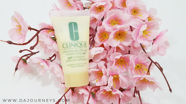 [Review] Clinique Dramatically Different Moisturizing Gel for Combination to Oily Skin