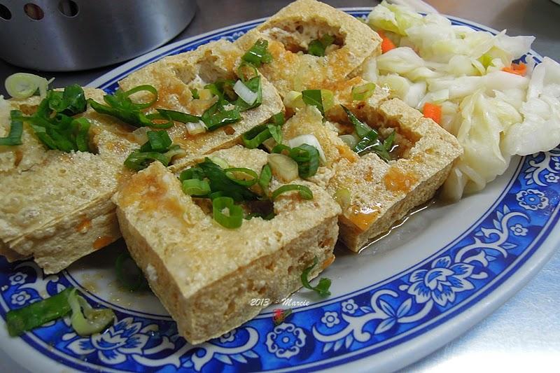高雄 香味海產粥 脆皮臭豆腐